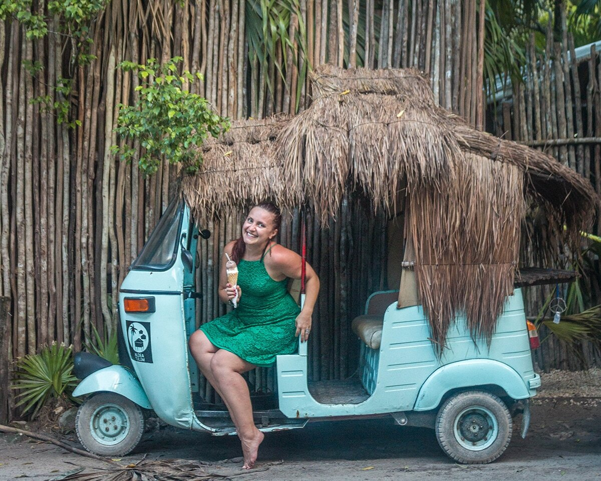 Tulum Mexico Itinerary