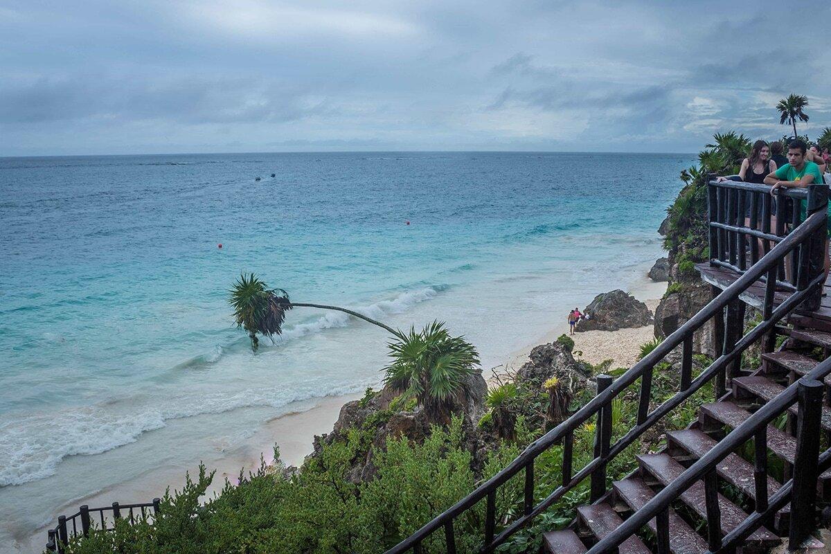 Tulum Mexico Itinerary - Paradise Beach
