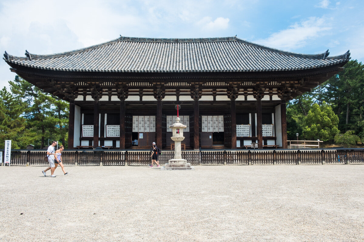 what to do in Nara Japan