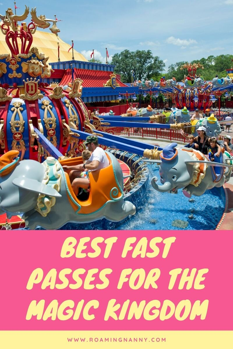 Getting the right Fastpass can make a world of difference for your trip to the Magic Kingdom. Here are my recommendations for the best fast passes to get! #magickingdom #waltdisneyworld #disney #disneyworld #wdw #fastpass