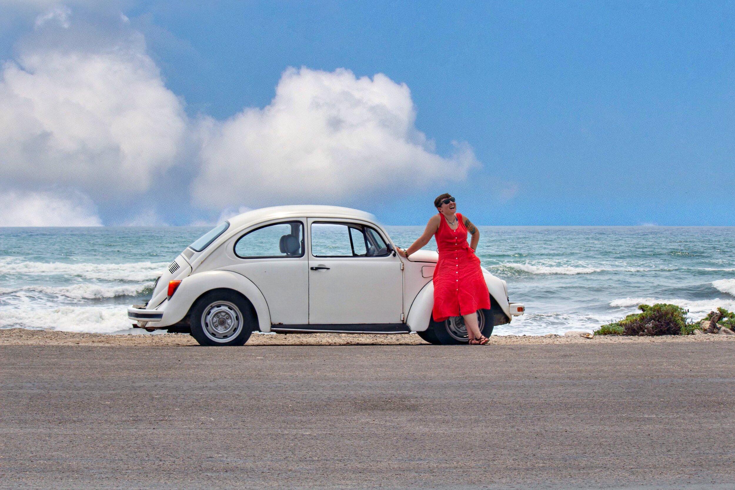 Car Rental in Cozumel- Volkswagen Bug