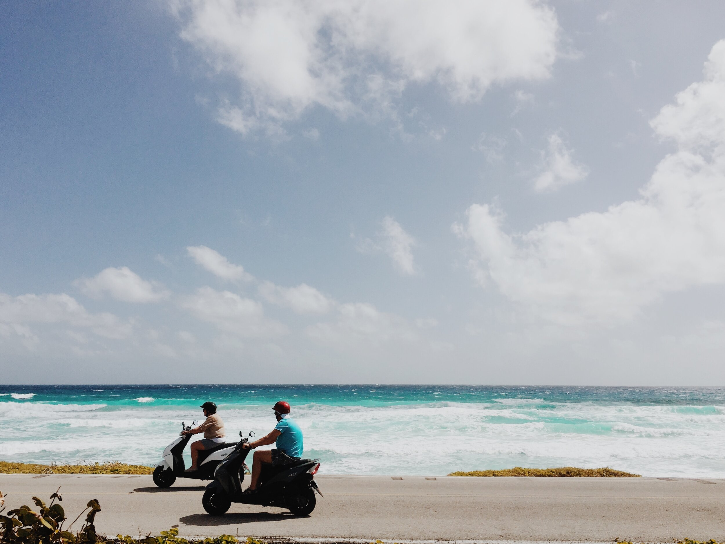 rent a scooter in cozumel