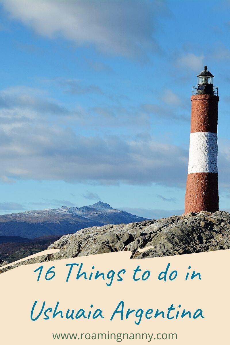 If you're looking for what to do in Ushuaia, no worries, there's plenty! Here are 16 things to do in Ushuaia Argentina that are sure to wow you! #argentina #ushuaia #thingstodo