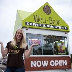 2014 - Well-Bean Coffee Kiosk
