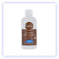 Liniment oléo calcaire -Gifrer