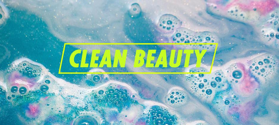 clean beauty natural organic vegan