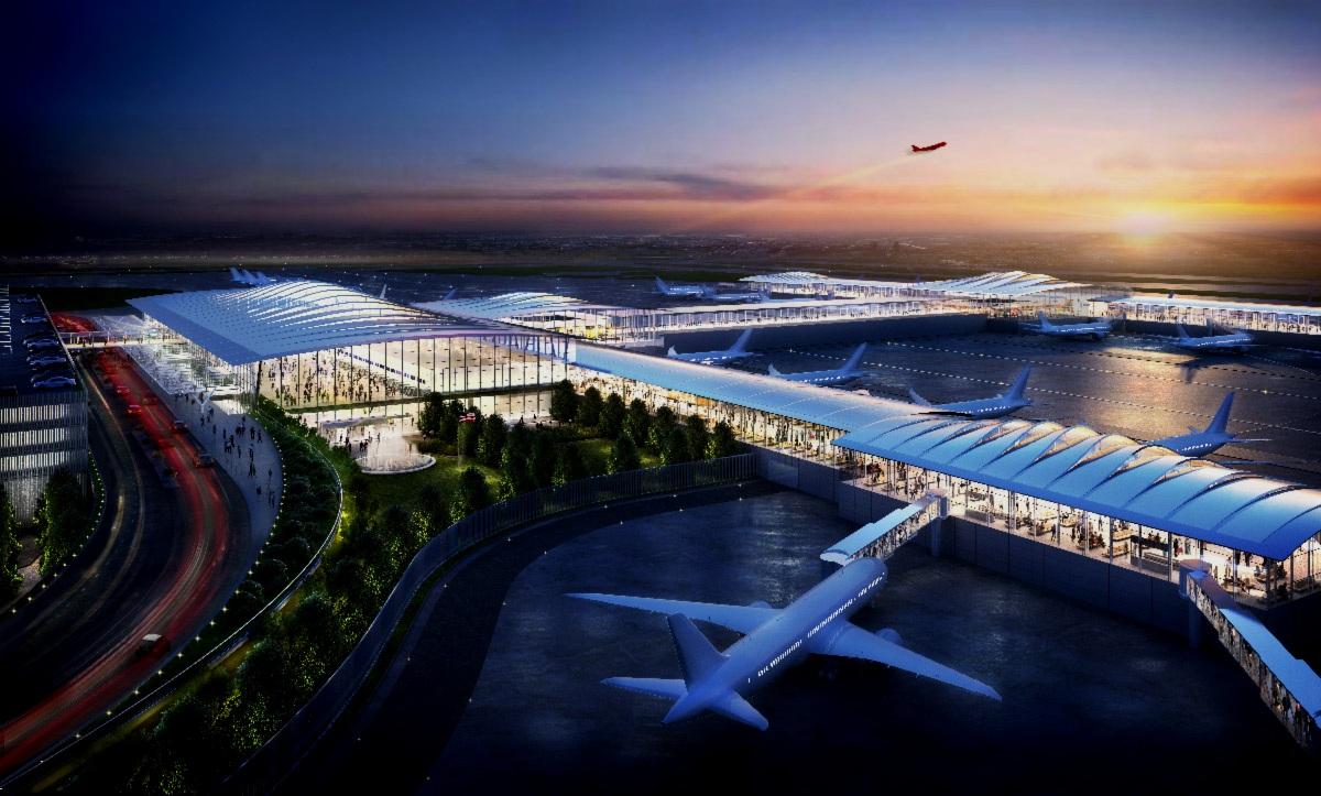 Kansas City Aviation Department - Terminal One Build