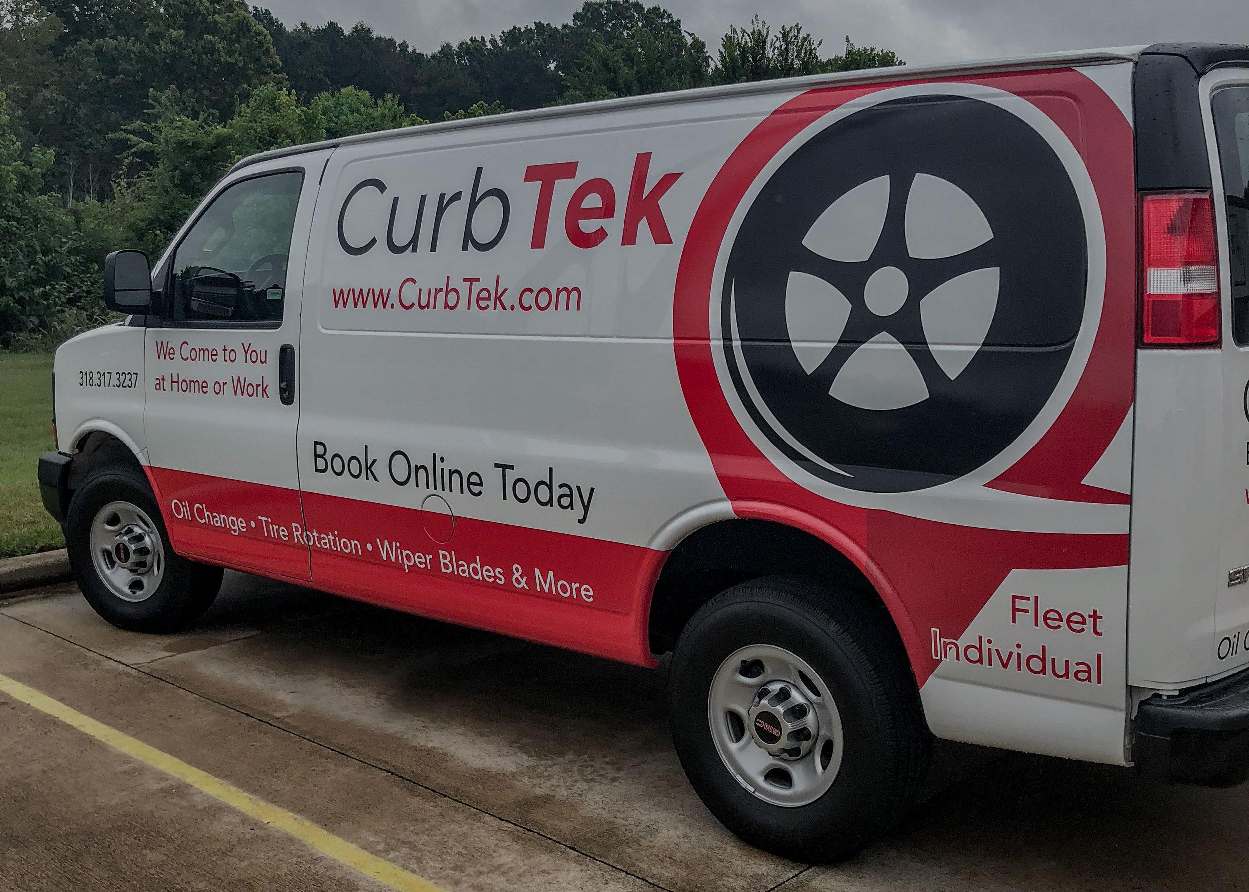 Fleet & Individuals - We service both fleet customers AND individuals wherever is convenient.
