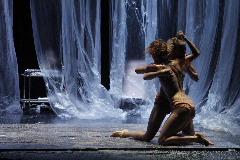 Nela Hustak Kornetova - Forced Beauty  photo: Jan Hajdelak Husták  Performing at   SIDance    Monday, October 14 at 20:00