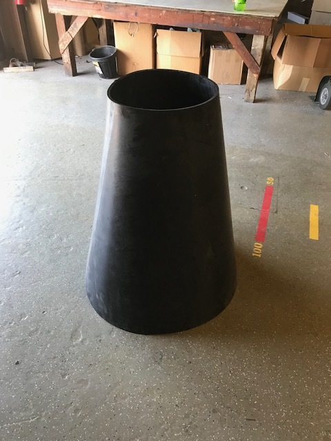 Conical Rubber Boot
