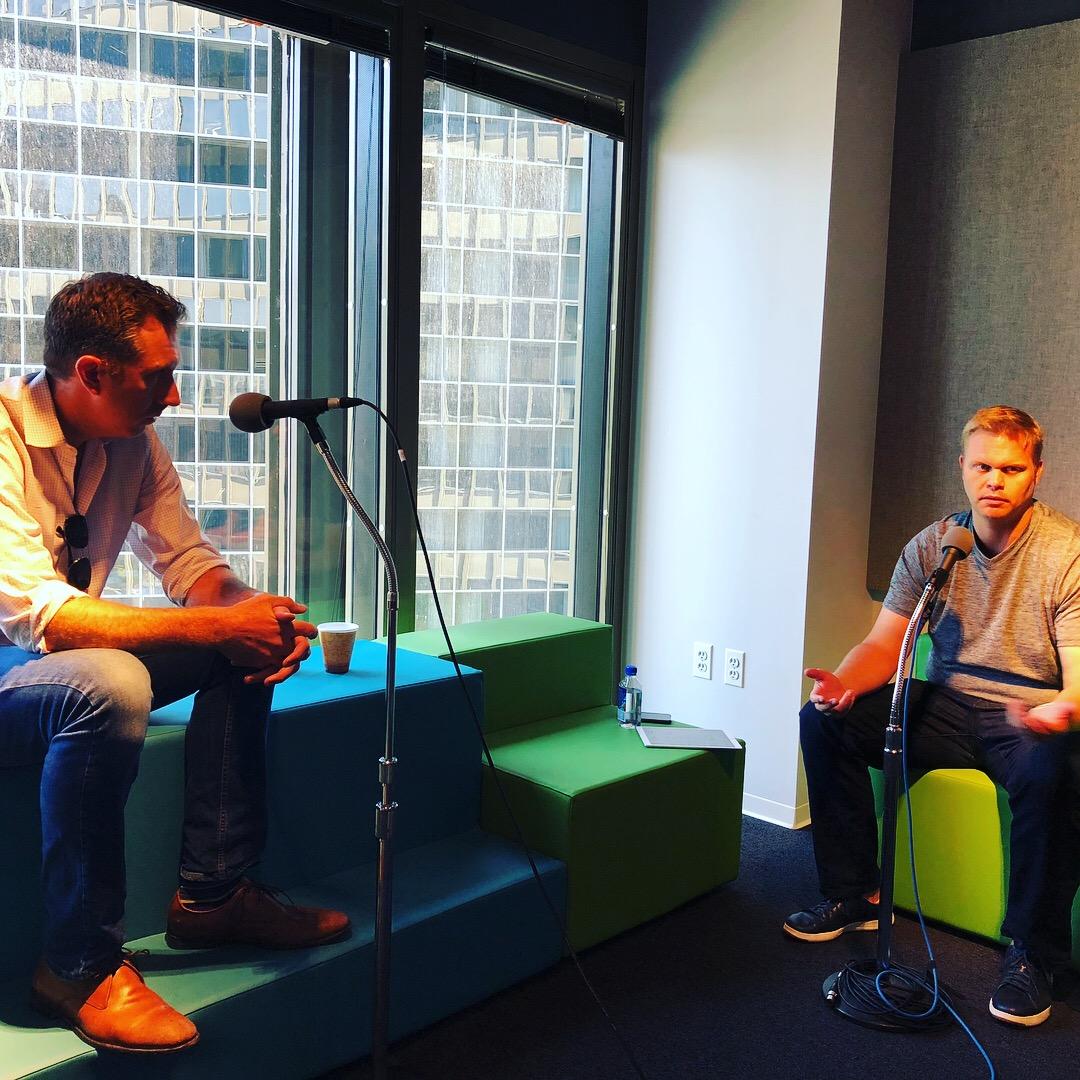 Tom Alexander's  interview with  Scott Kitun  on  Technori .