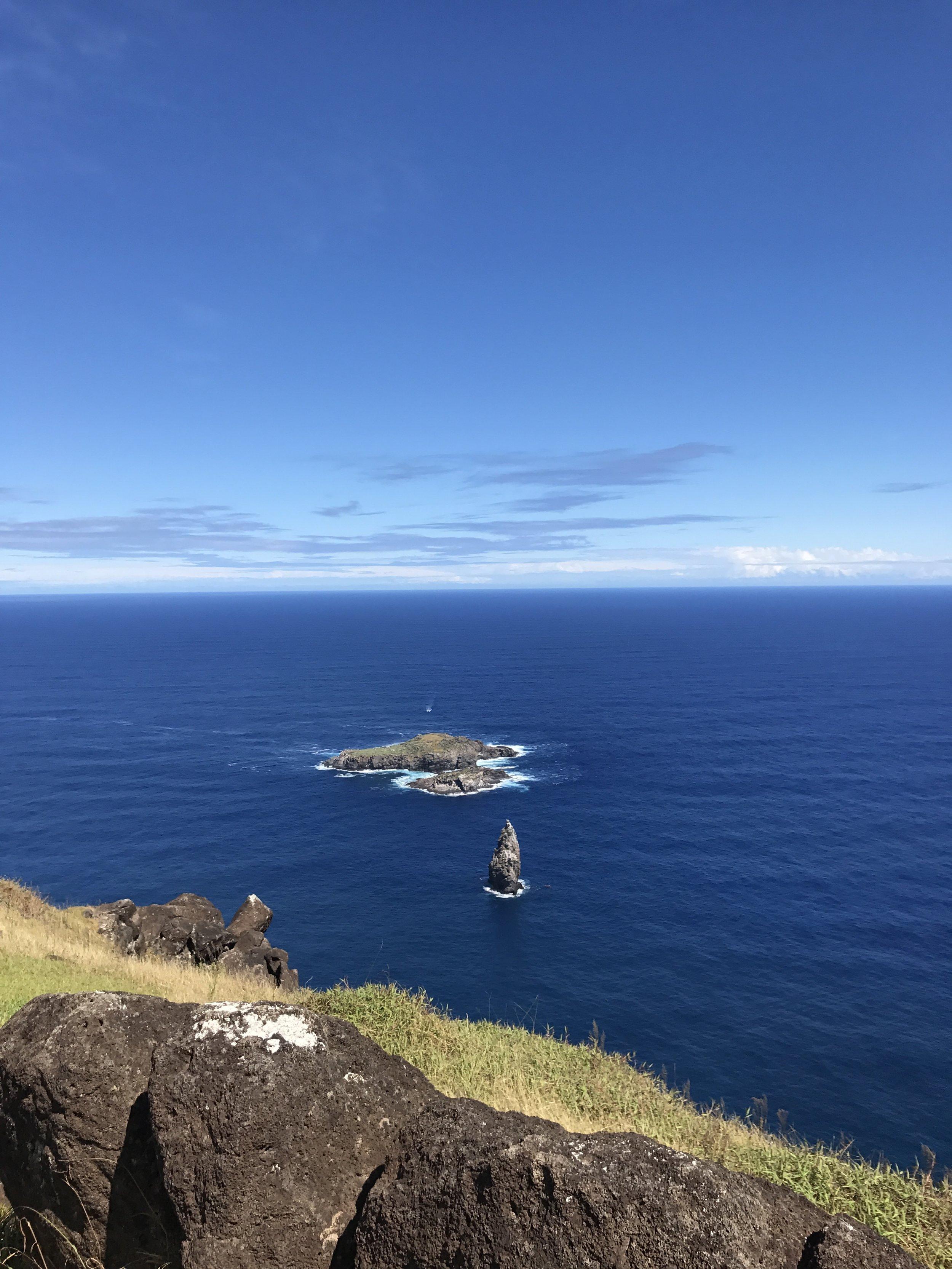 Motu Nui from Orongo