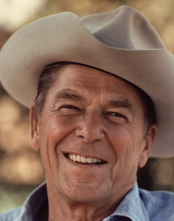 """The greatest leader is not                            necessarily the one who does the  greatest things. He is the one that  gets the people to do the greatest  things.""-Ronald Reagan -"