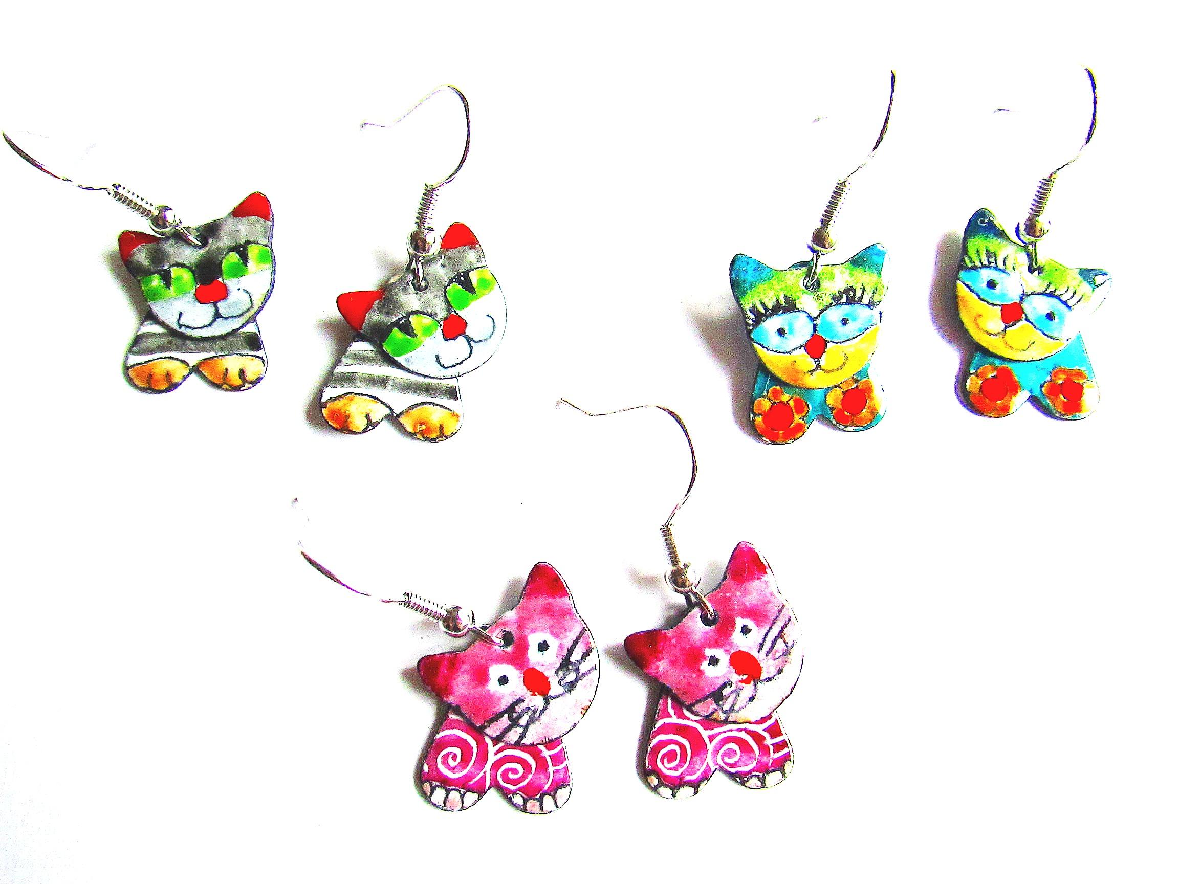 Enamel Jewellery -