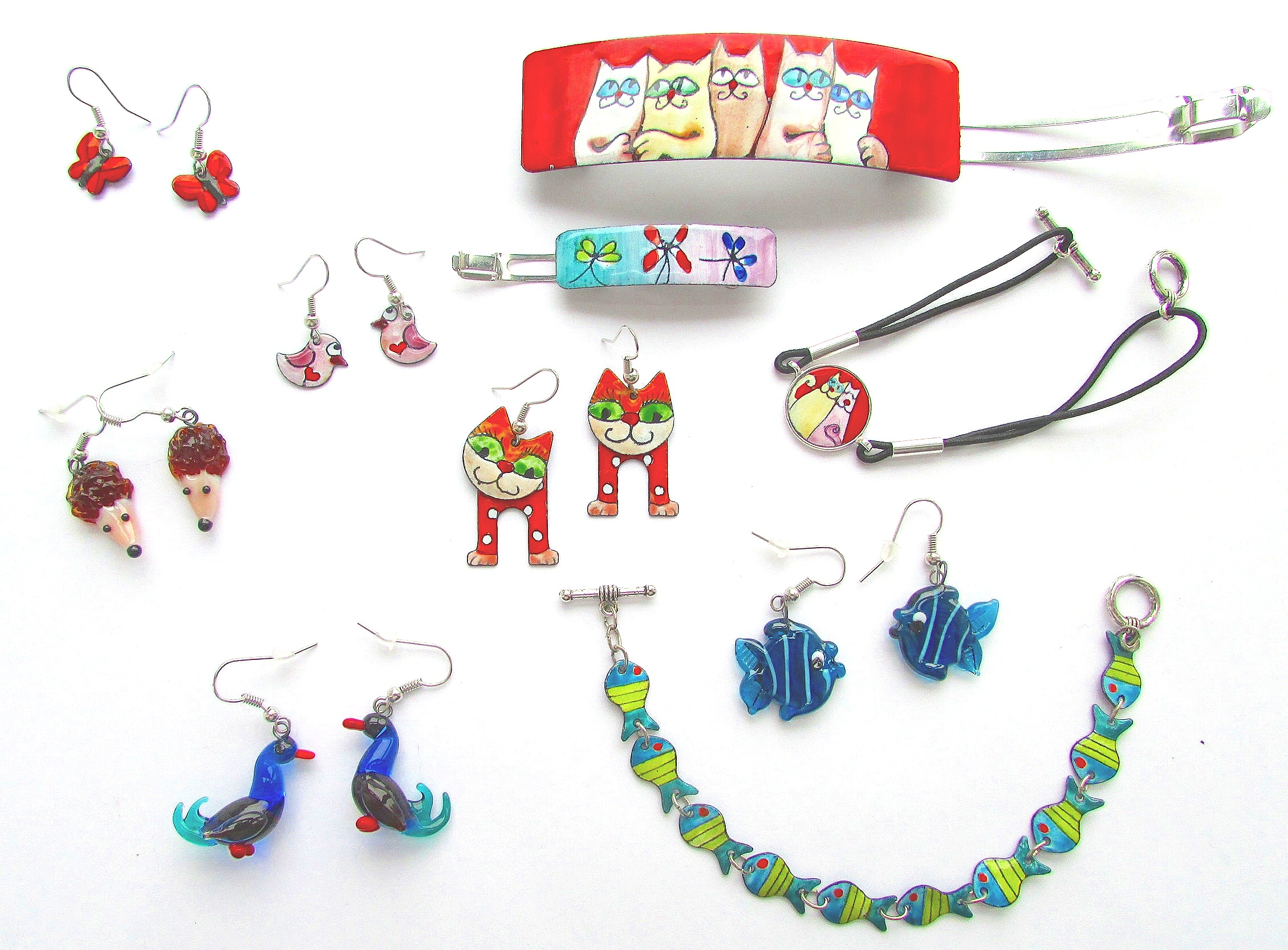 Jewellery and Accessories with Personality -