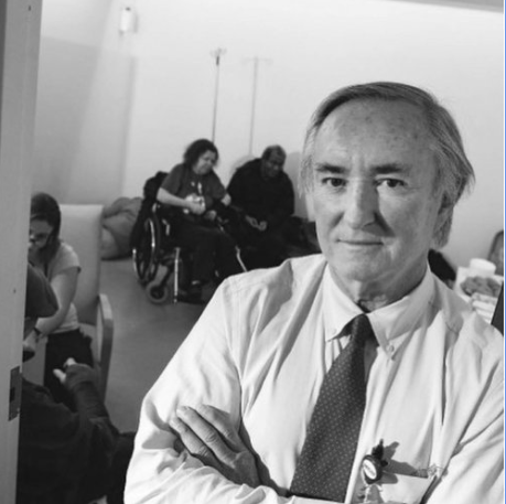 Jim O'Connell, M.D. — Founder and President of the Boston Health Care for the Homeless Program | Author of Stories from the Shadows: Reflections of a Street Doctor