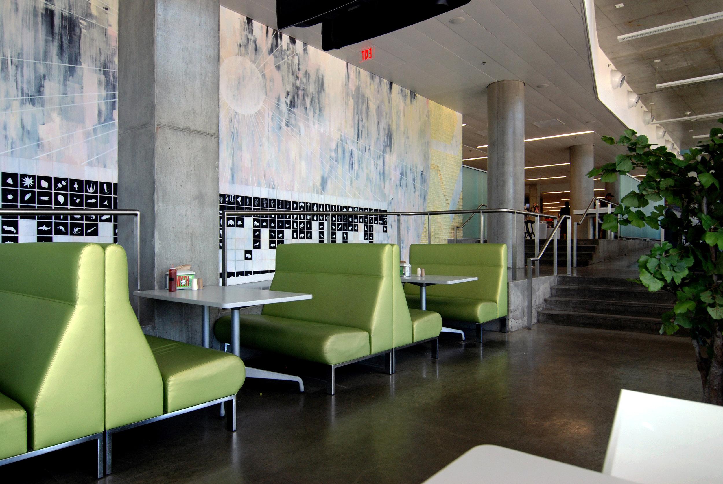 Ernie Davis Dinning Hall