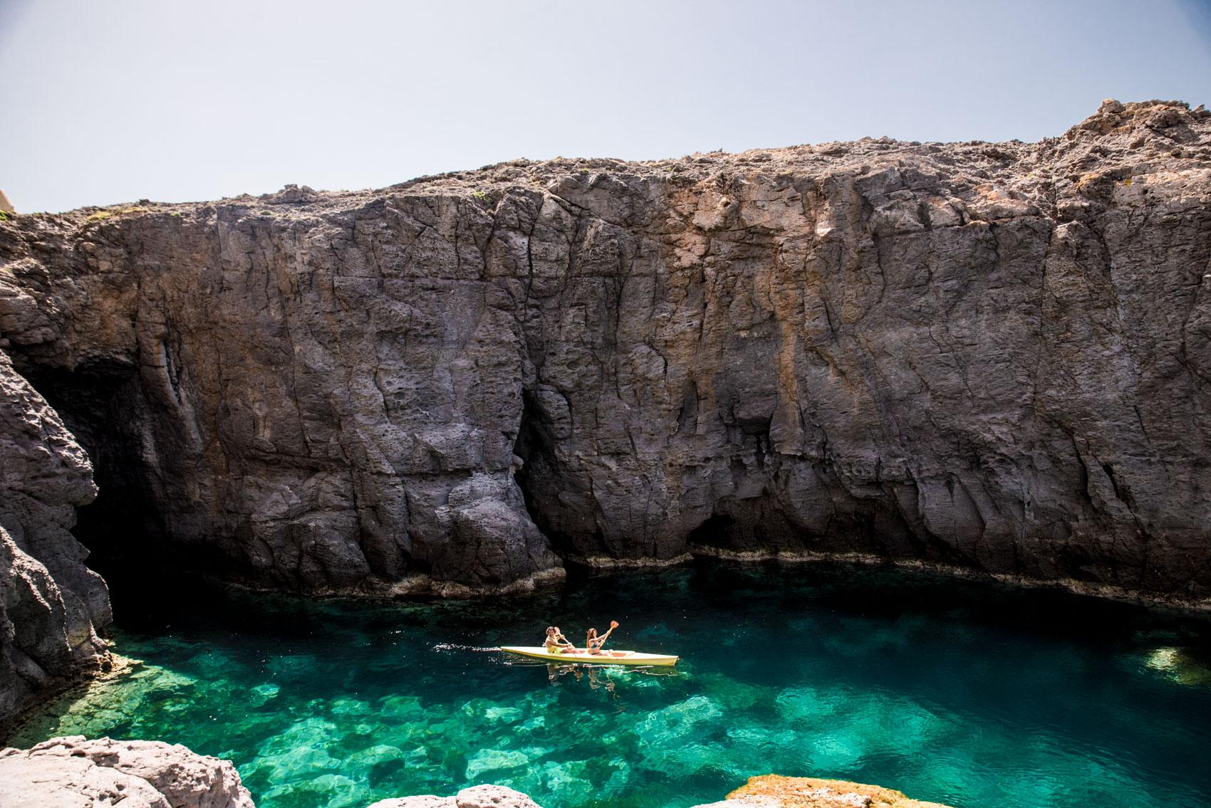 Cala Grotta Sant'Antioco