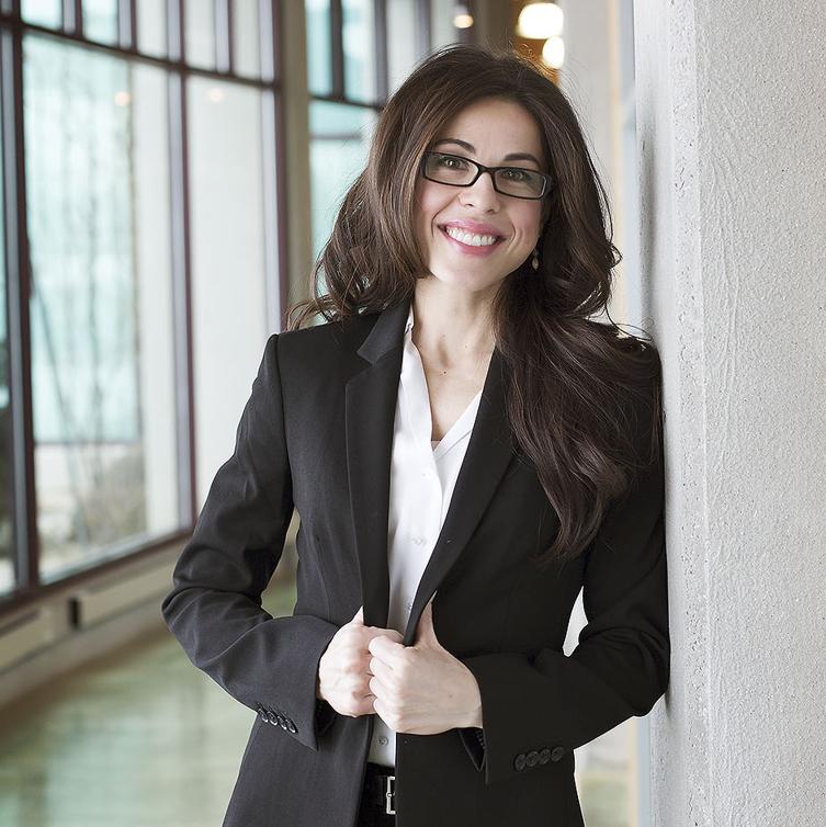 Karlie Intlekofer, Ph.D. # Johnson HealthTech