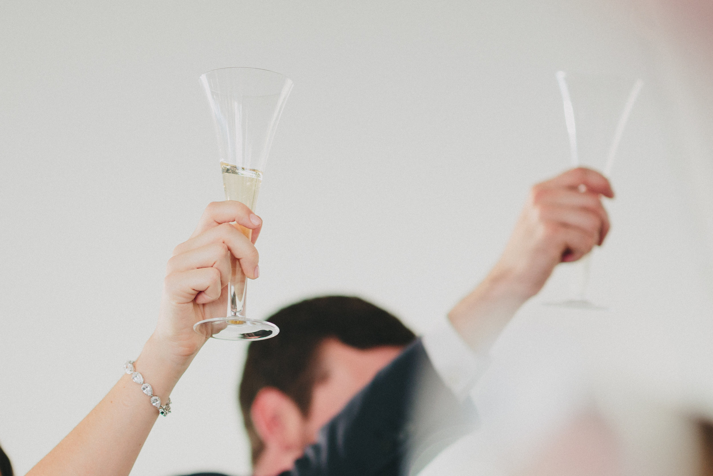 Wedding Toast Tips - Keep it Short. SocialMavenBuffalo.com