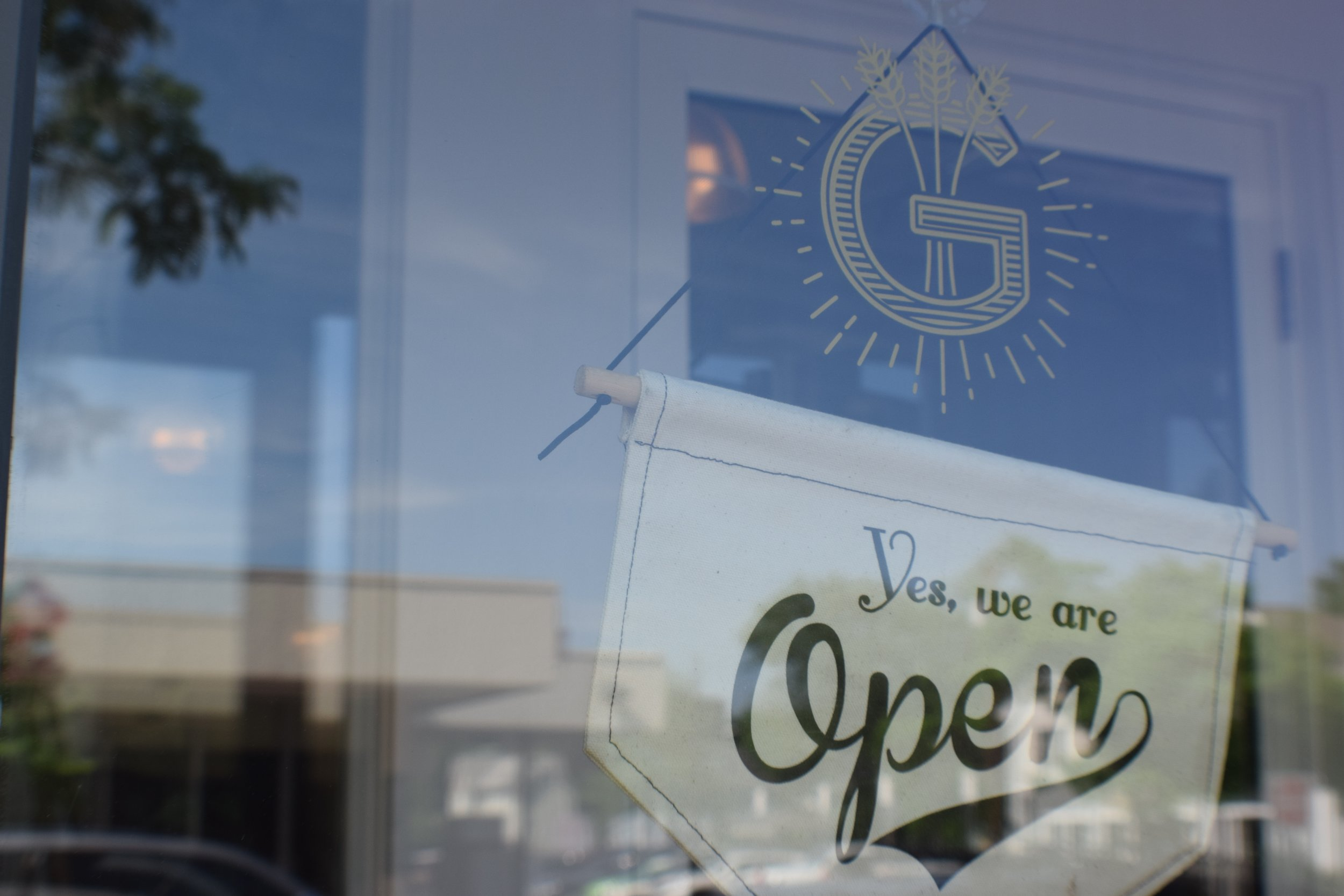 One of our favorite coffee spots in Buffalo? The Grange Community Kitchen