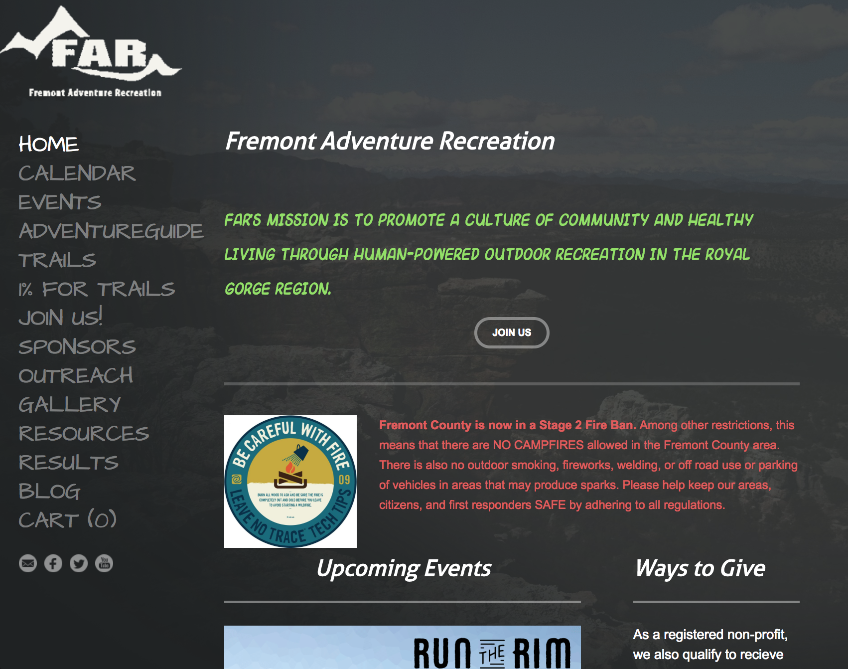 Fremont Adventure Recreation