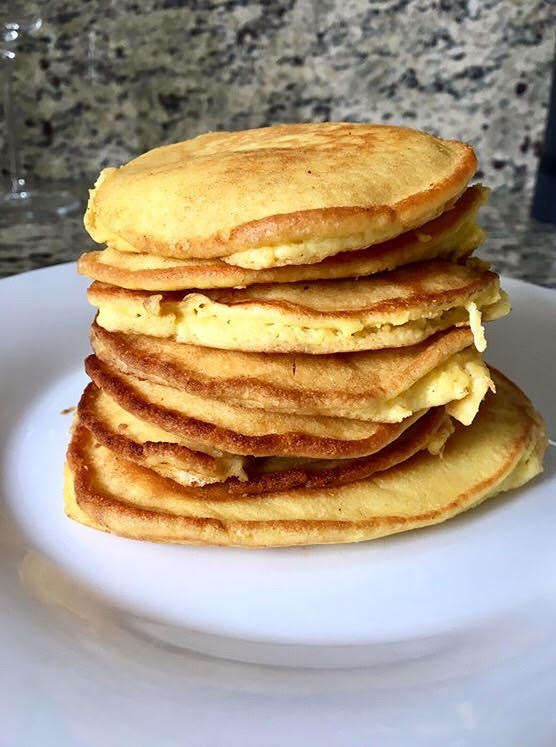 Low Carb, Ketogenic Diet Friendly Waffles
