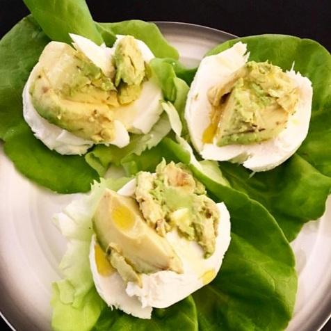 Low-Carb, Ketogenic Diet Friendly Lettuce Wraps