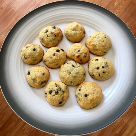 Low-Carb, Ketogenic Diet Cookies