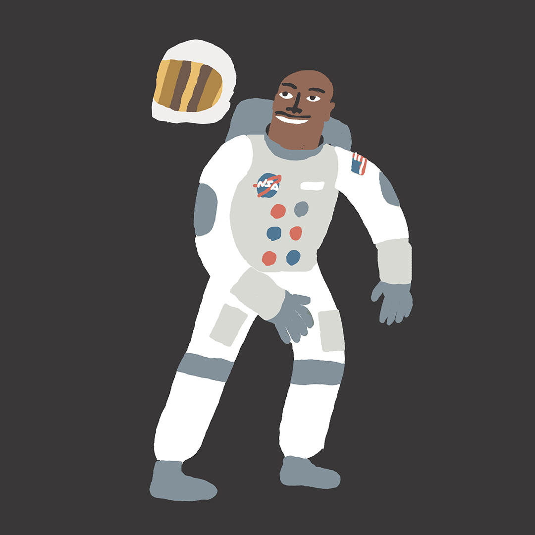 Little Space Man
