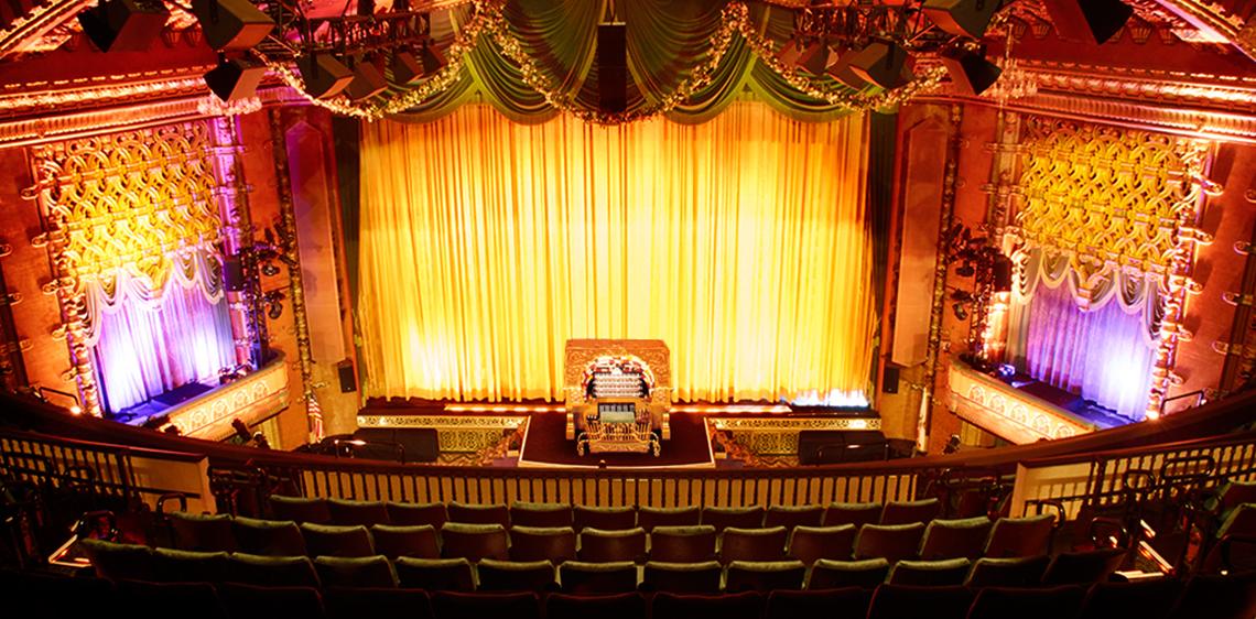 Photo: El Capitan Theatre