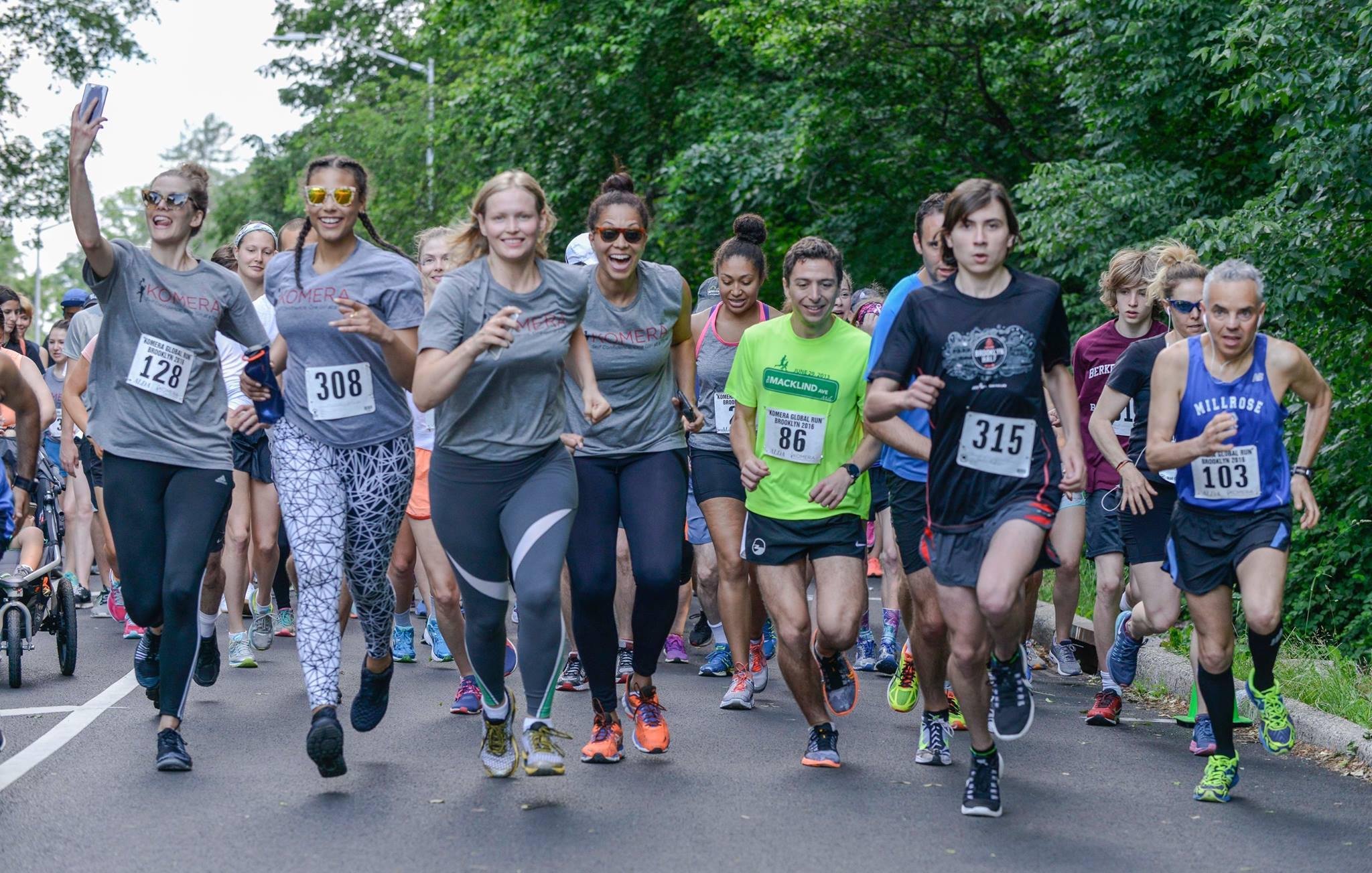 Run the World - What began as a fun run for girls in a small village in Rwanda has developed into a global run for girls' empowerment around the world! The Komera Global Run is a movement of people coming together to run in support of girls' education and empowerment. Each year Komera hosts fun runs in cities globally, including Boston, New York, San Francisco, Vancouver and Rwanda! Join us in your city for a run, or get your friends together and host your own run! Once you've registered to run, launch your fundraising page to race & raise for Komera. Set a goal, share on social and spread the Komera love!