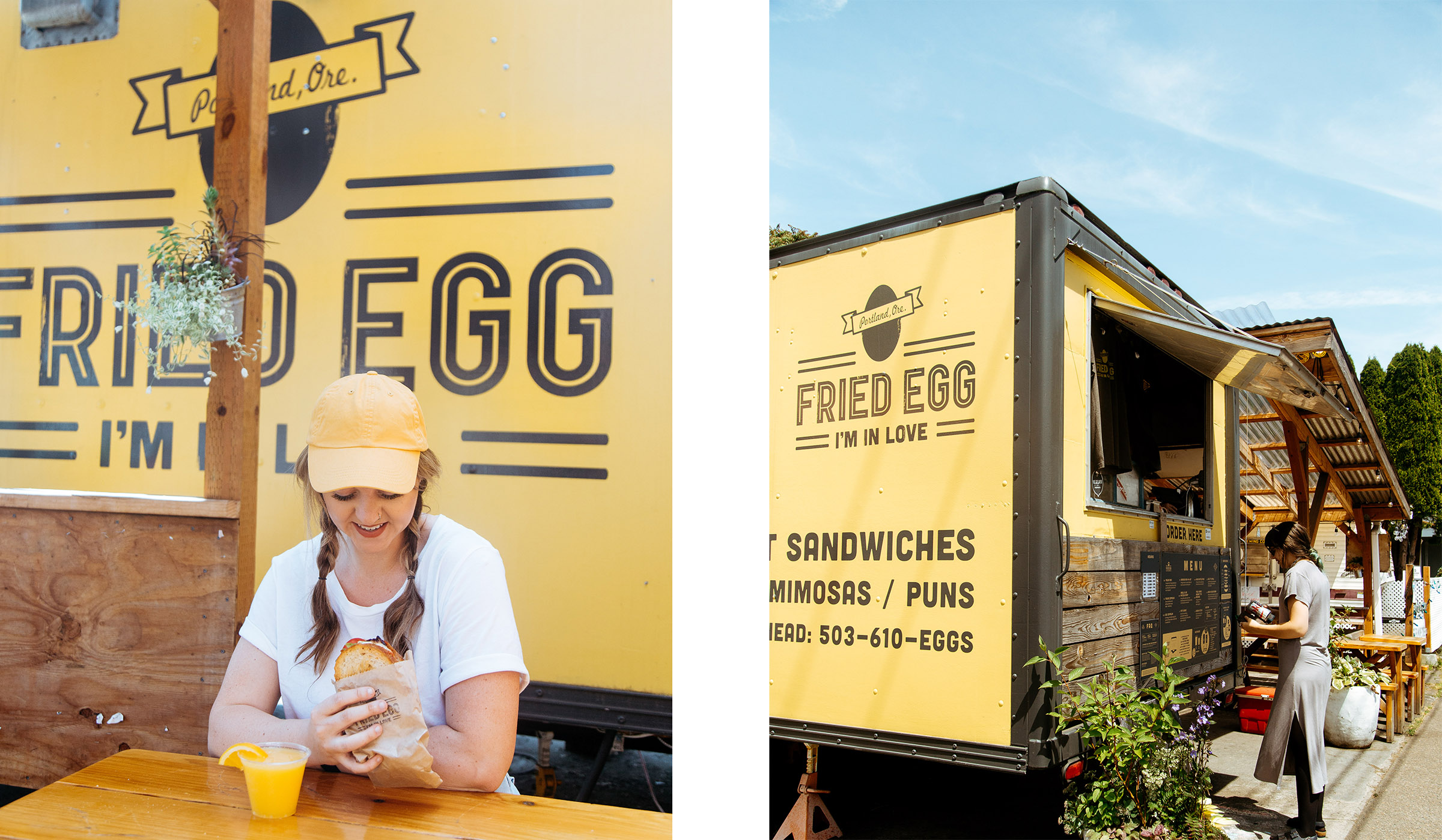 Fried Egg Im In Love Portland Oregon