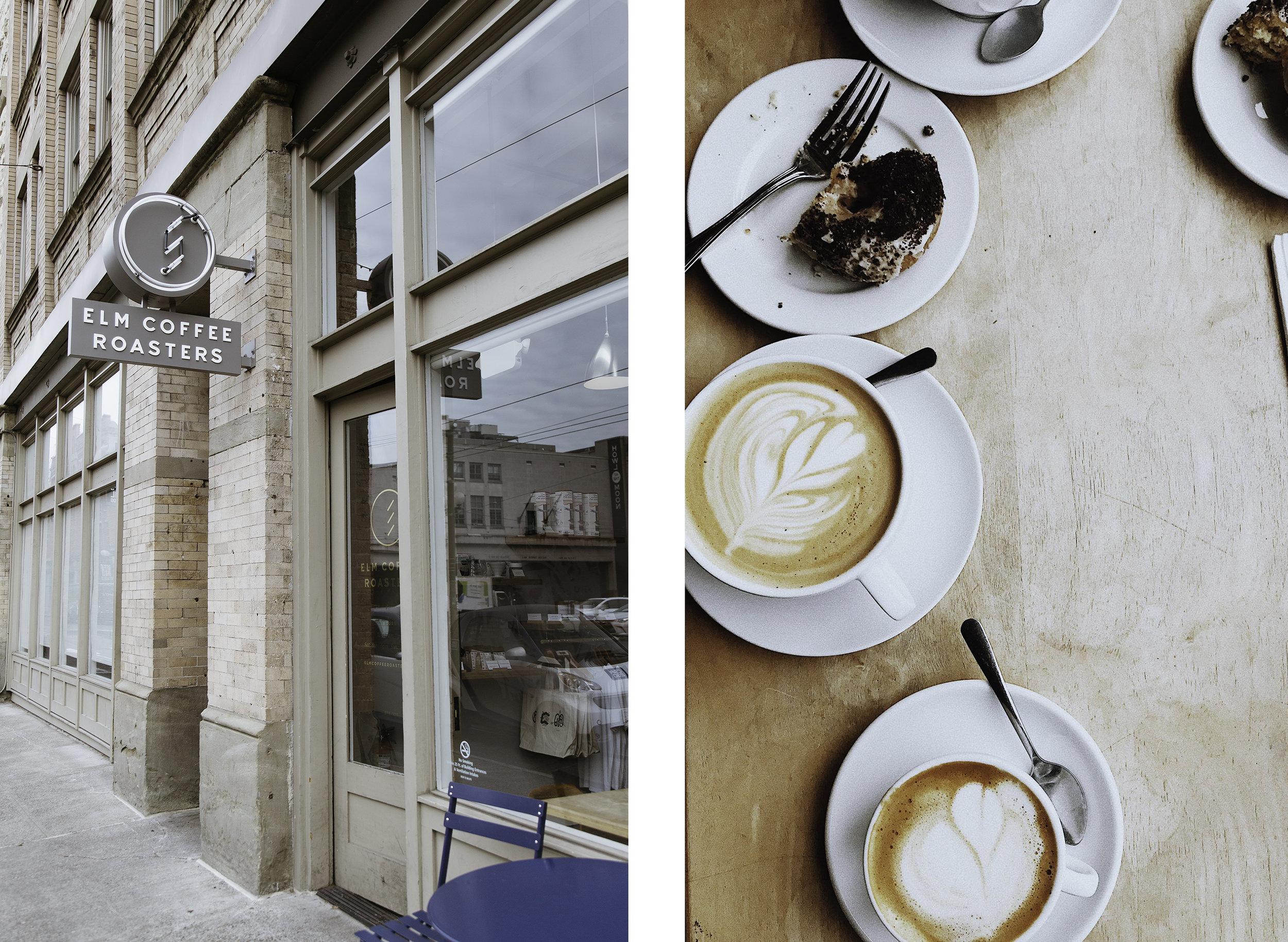 Elm Coffee Roasters Seattle- Emily Joan Greene