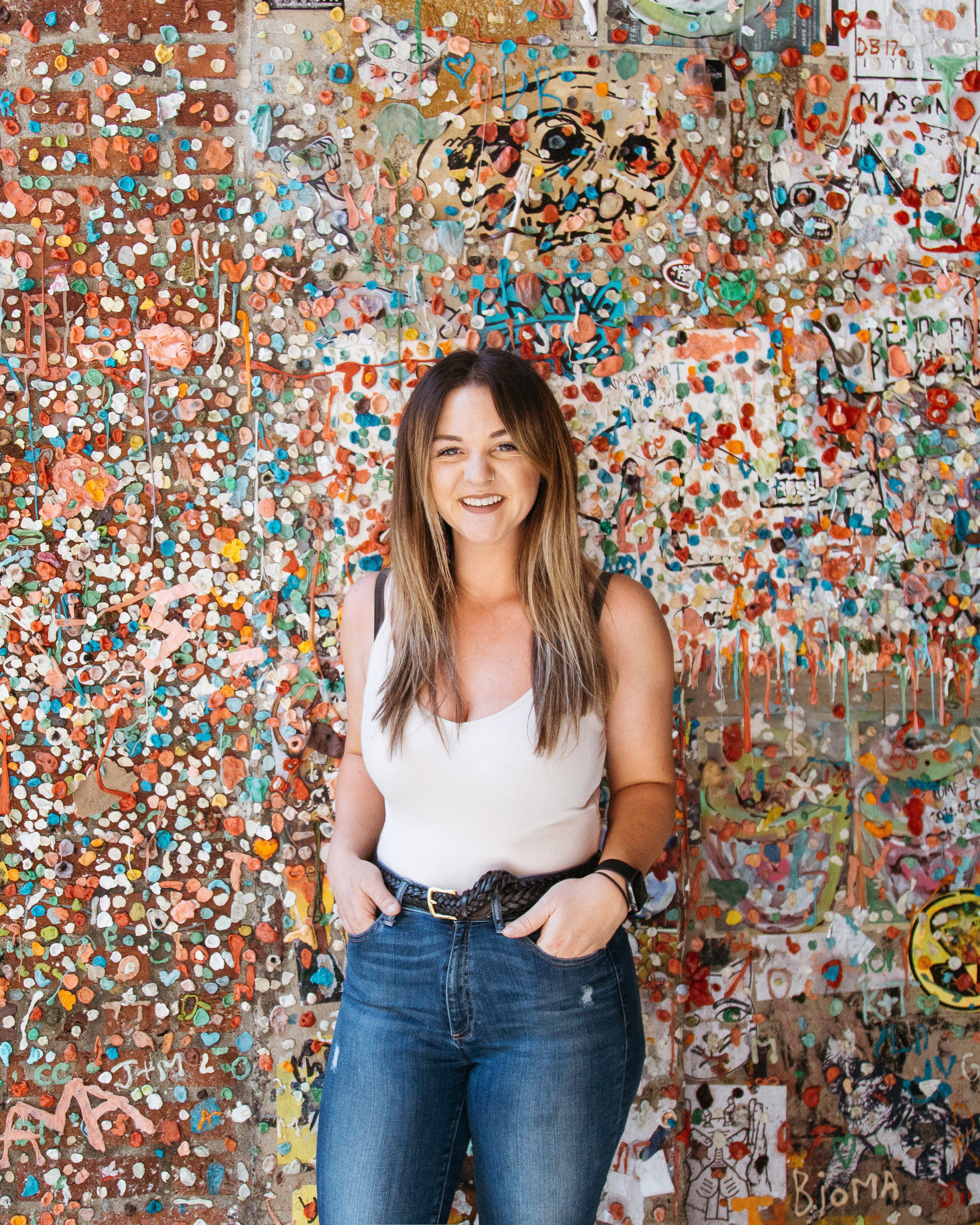 The Gum Wall, Pike Place Market