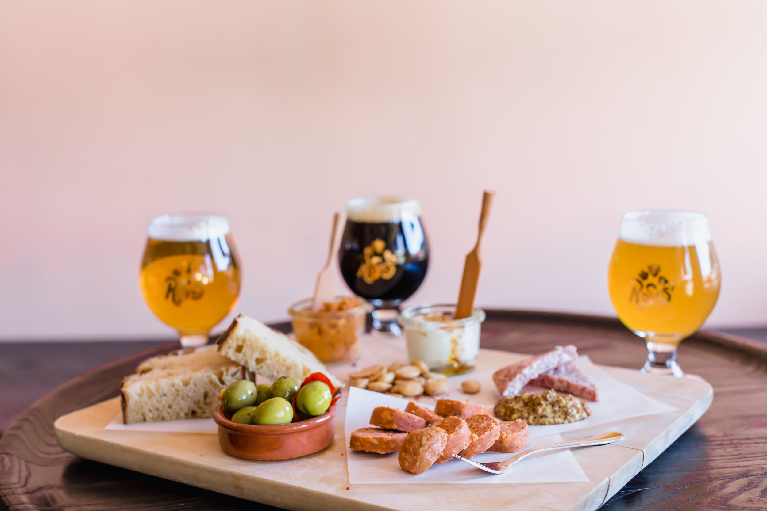 Foodie Snitch Feature: Rose's Taproom in Oakland CA (Emily Joan Greene)