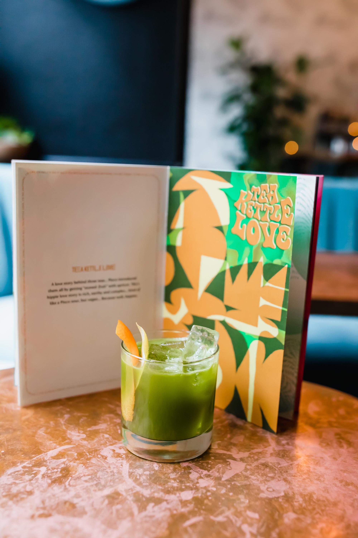 Tea Kettle Love - Machu Pisco // orange // lemon // apricot Smith Teas (matcha, english breakfast, pu-erh)