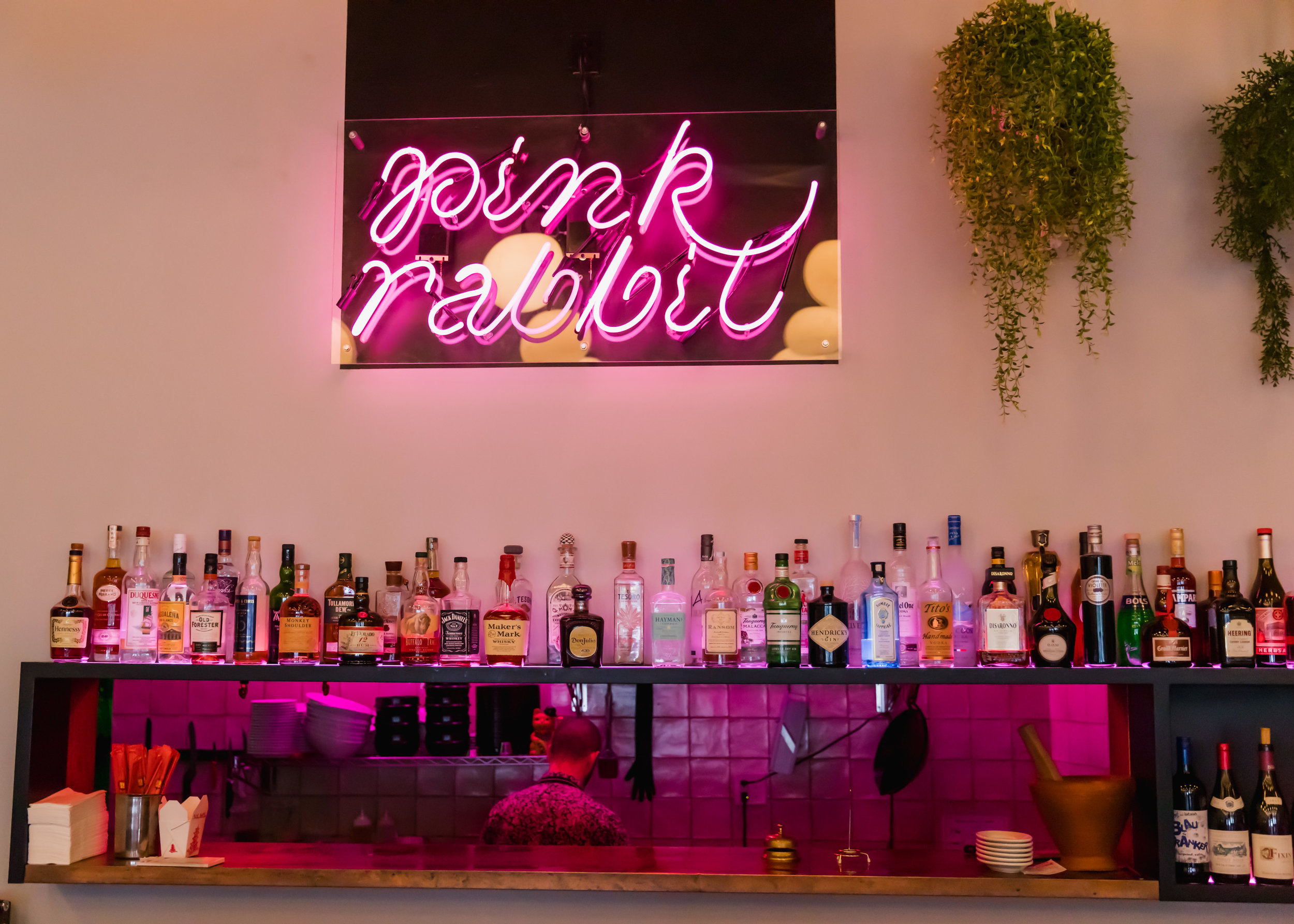 Foodie Snitch Feature: Pink Rabbit by Emily Joan Greene
