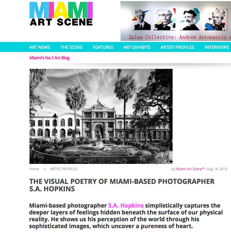 Miami Art Scene -
