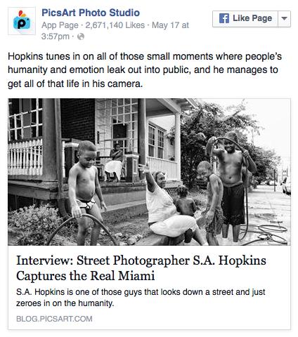 PicsArt Photo Studio - Interview - May 2017