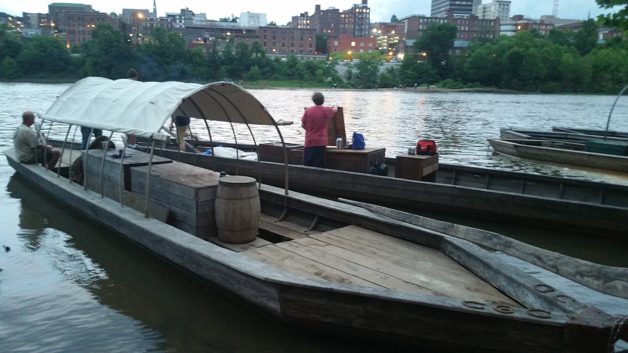 Batteau Float for 6 - from James River AdventuresPicnic lunch available for pick up from Cafe BlissWINNER: James Stronza