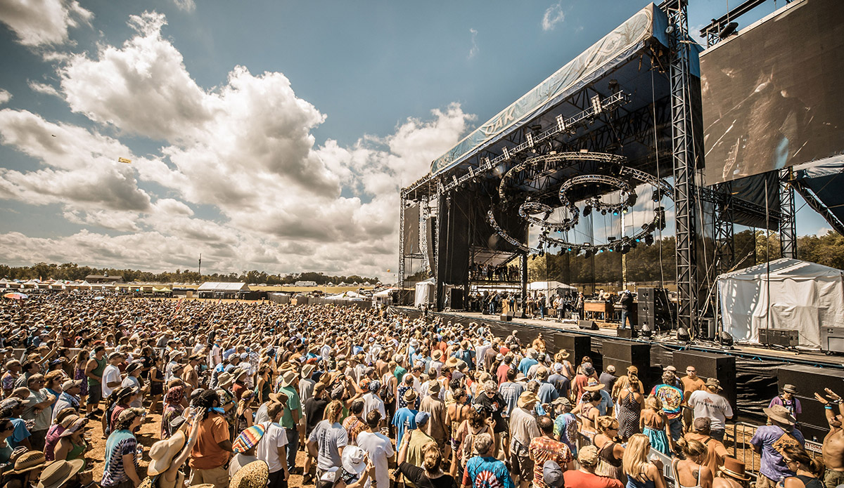 Two Tickets to Lockn' - Enjoy four days of music awesomeness with two general admission tickets to Lockn' Festival in Arrington, VA   August 22 - 25, 2019WINNER: Brian Crowder