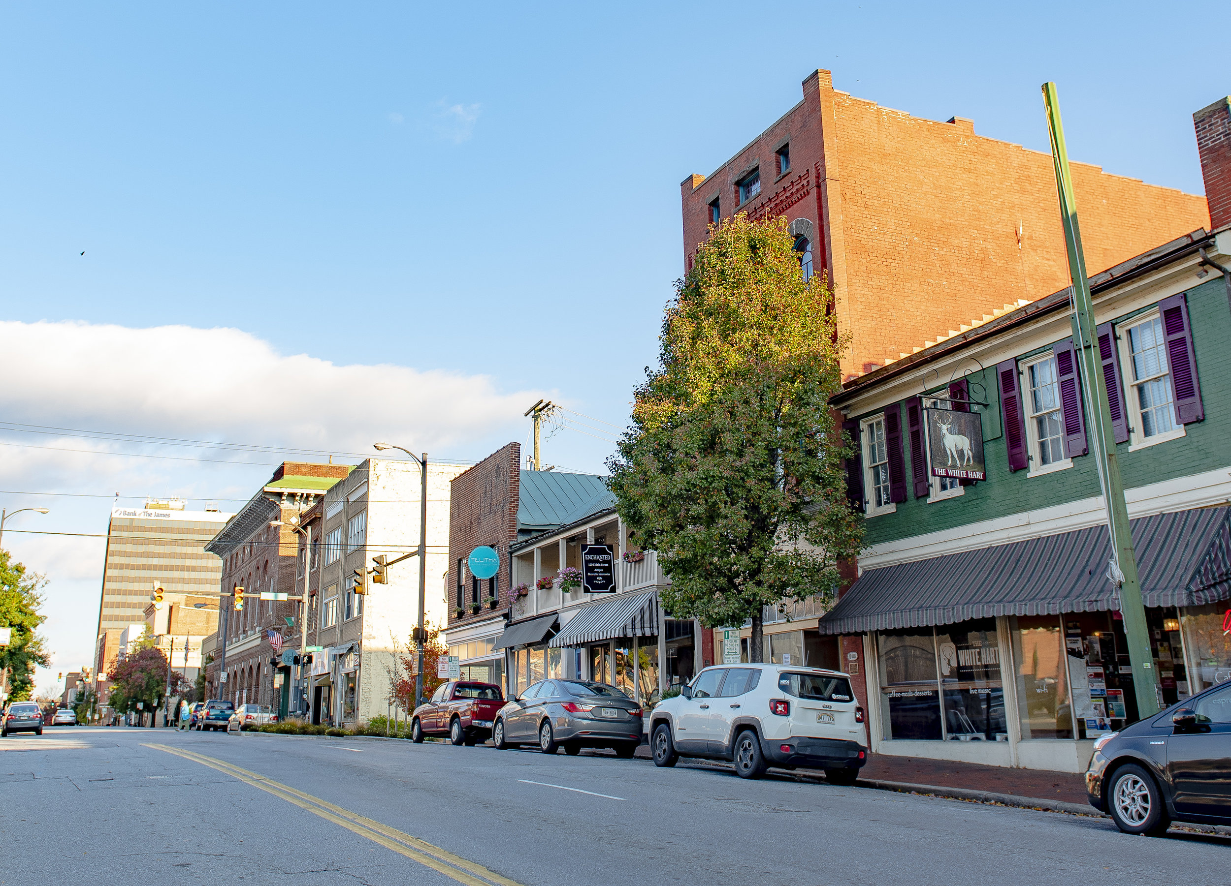 DL Gift Card Bundle - Go on a shopping (and eating) spree in Downtown Lynchburg with $50 gift cards to over ten retail and restaurant shops!WINNER: Sumner Jenkins