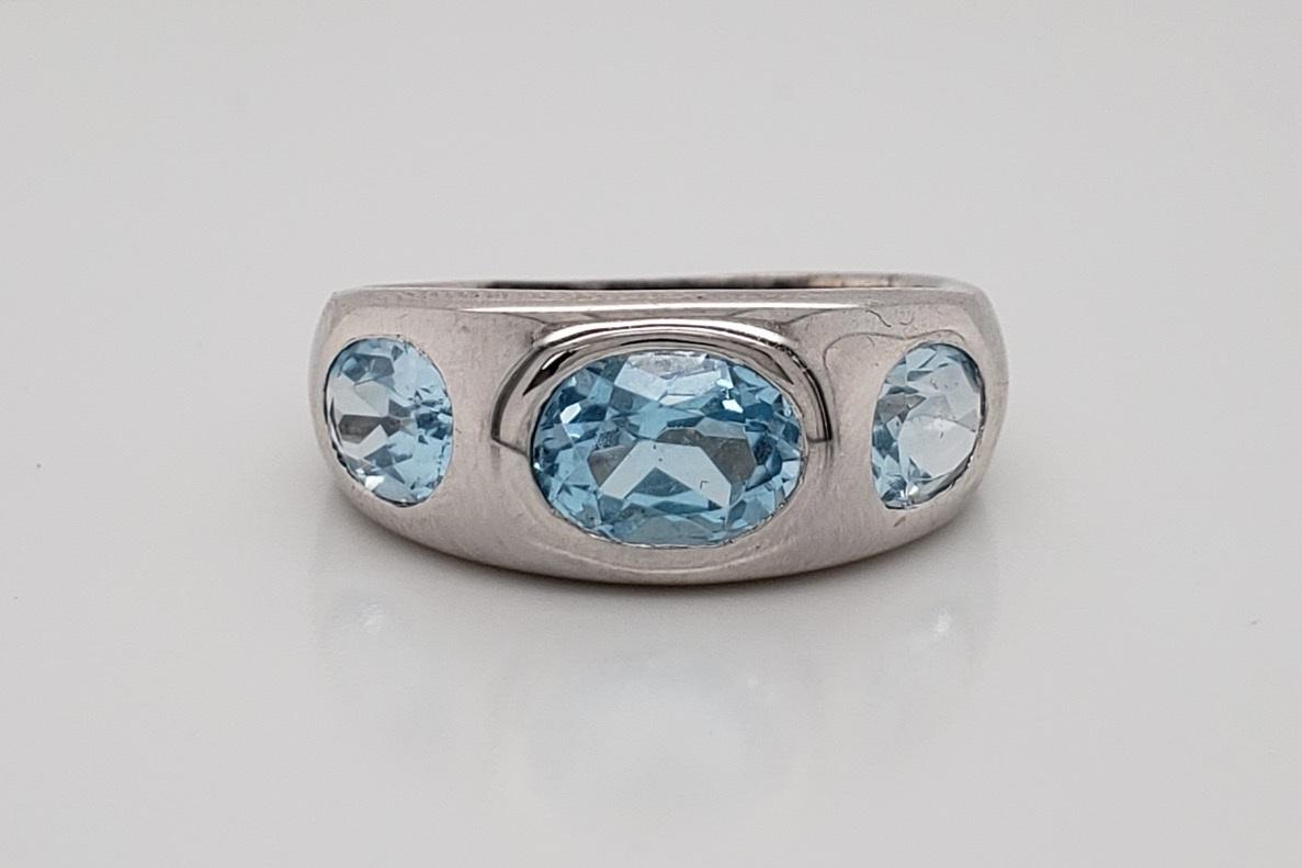 Topaz & Silver Ring - from Bowen Jewelry CompanyWINNER: Josiah OBoyle