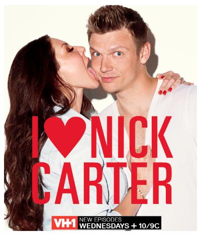 VH1 I LOVE NICK CARTER