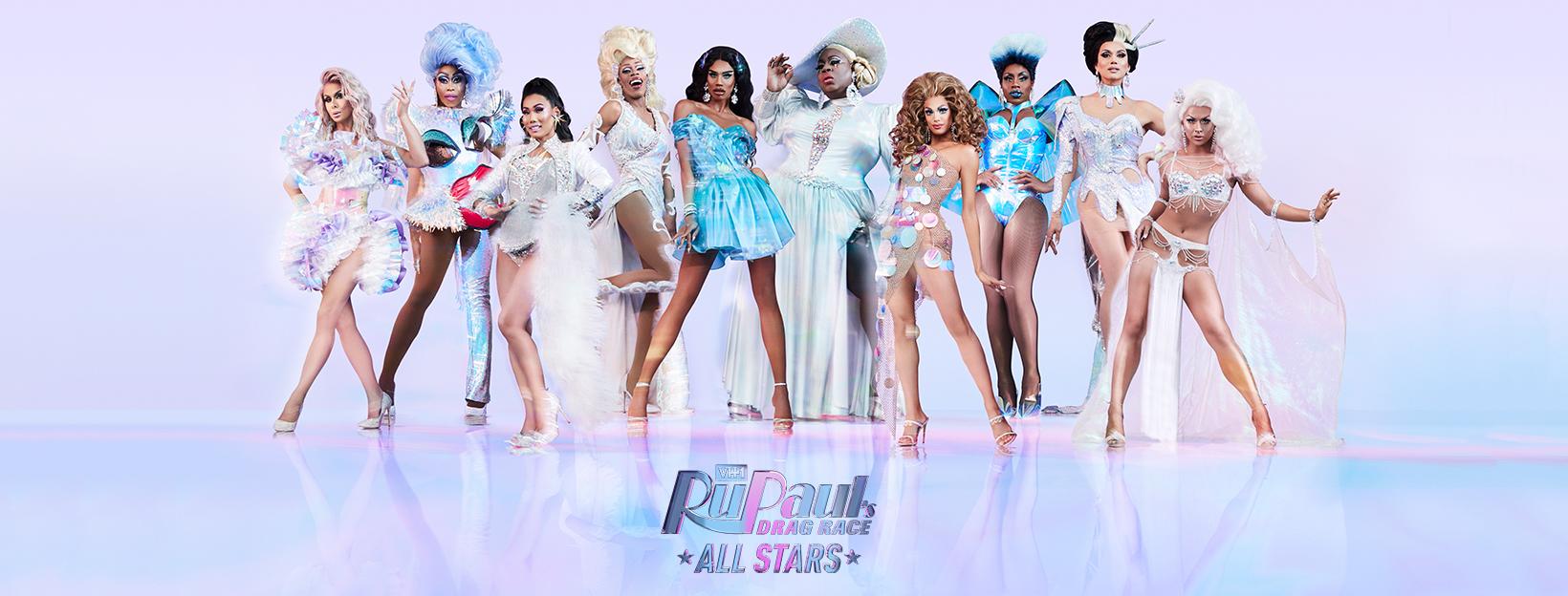 VH1 RUPAUL'S DRAG RACE ALLSTARS