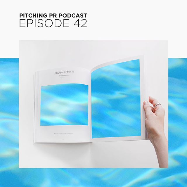 📣New Pod Alert 📣 In this episode of the Pitching PR podcast, @catalystccpr chats how securing the media hit is only the beginning of your work and shares five tips on how to amplify your coverage and gain more impressions. Link in bio or find #PitchingPR on @itunes⁠⠀ ⁠.⁠⠀ #PR #PublicRelations #GraphicDesign #Designer #Freelance #Freelancer #PitchingPR #Podcast #iTunes @iTunes #PRTips