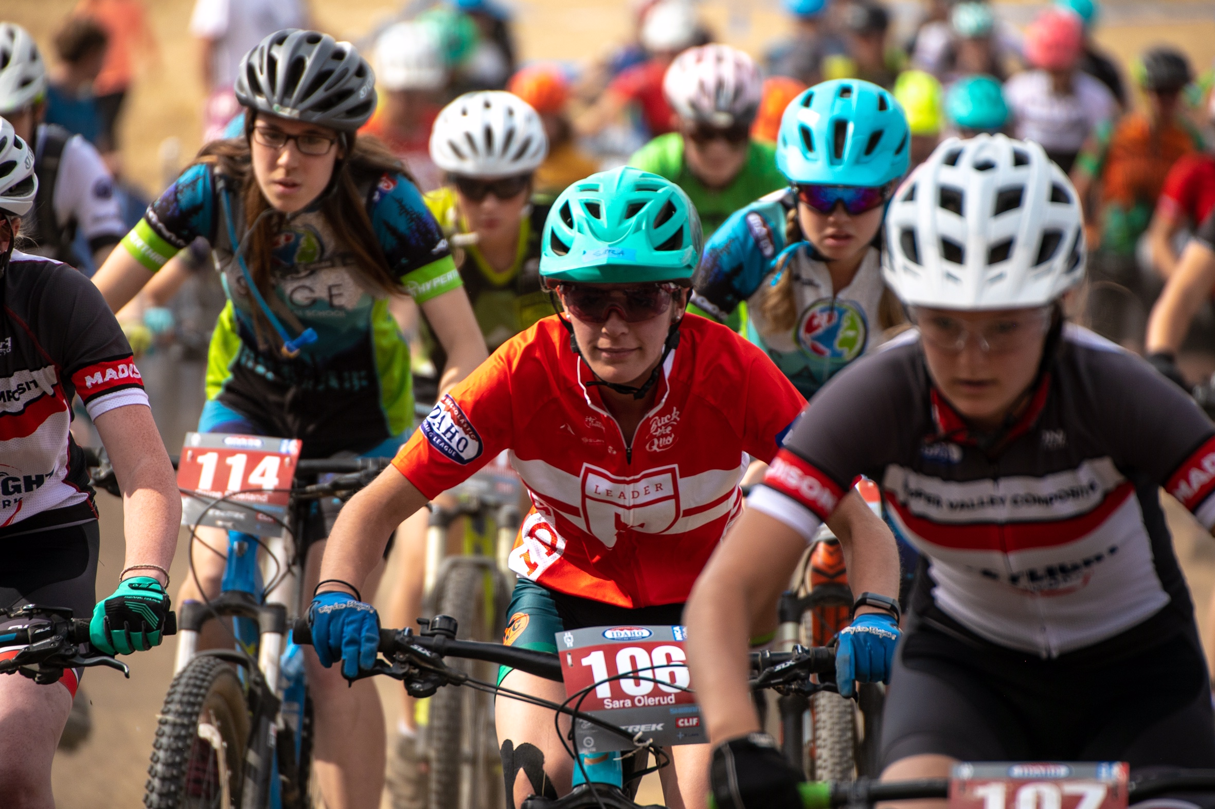 Idaho Interscholastic Cycling League  (   Adam Haynes, Rolling H Cycles   )