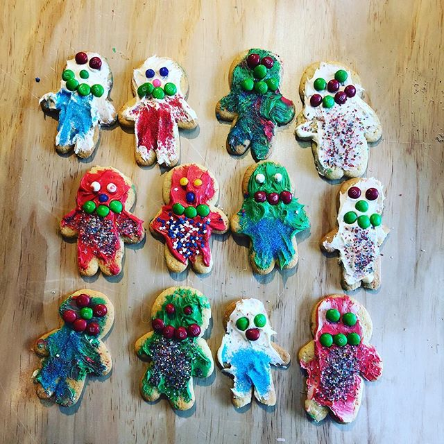 From the annual cookie contest at Topanga Creek Outpost.