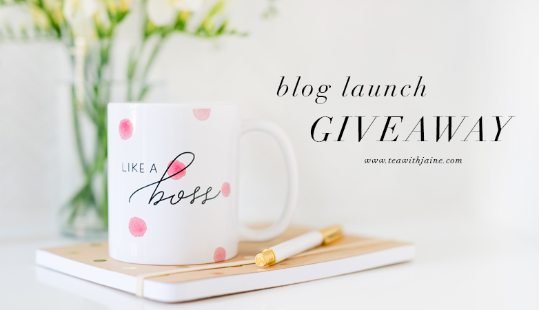 Photography Blog Launch + GIVEAWAY